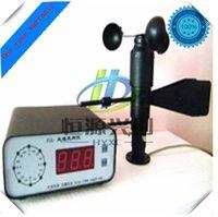 al por mayor suministro de medición-Velocidad del viento y dirección-un monitor Rango de medición 0-40m / s 8 dirección Fuente de alimentación AC220V