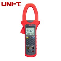 Wholesale UNI T UT242 UT mm Jaw size True RMS Power and Harmonics Clamp Meter with USB interface