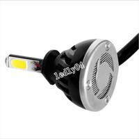 Wholesale Top CREE G5 H1 H3 H7 H8 H9 led headlight car light lamp W lM CE UL RoHs