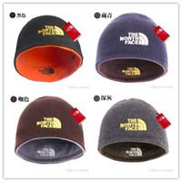 Wholesale Gorro Caps Men Women HOT men leisure warm hat in winter men knitted cap foreign trade model Warm female hat