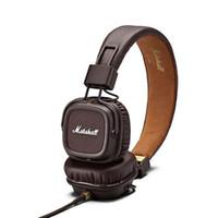 computer monitors - DHL Marshall Headphones Major II nd Generation Slash Headphone Rock Hifi DJ Studio Monitor Headset earphone Microphone Guitar Rock n Roll