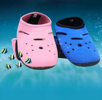 adult swim shoes - Anti Skid Beach Socks Swimming Surfing Neoprene Socks Adult Wet Suit Shoes mm