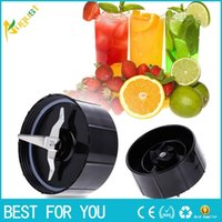 Wholesale New hot Jucier Parts Replacement Part for Magic Bullet Cross Blade Included Rubber Seal Ring Best Price Magic Bullet Parts