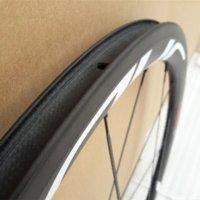 Wholesale 38mm Chlicher Carbon Wheelset White paint Bicycle Wheel Cheap Bicycle Wheel Cheap Bicycle Wheel