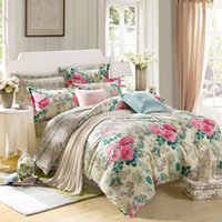 adult bedroom designs - High Quality Sweet and Comfortable x CM Piece Bedding Set Blooming Flower Design For Bedroom With Cotton