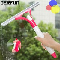 airbrush car - Magic High Quality Spray Type Brushes Cleaning Airbrush Glass Wiper Magnetic Window Brush Cleaner Car Window Wizard Washing Tool