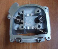 Wholesale Chinese Scooter Moped stroke QMB GY6 NON EGR Cylinder Head Assembly