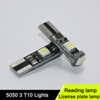 beam make - 100X V DC T10 Canbus SMD LED Factory Direct OBC Error Free Car Interior Indicator Light Made In China
