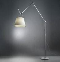 Wholesale metal floor lighting design by Michele De Lucchi and Giancarlo Fassina floor lamp height adjstable floor lighting