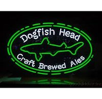 beer stout - NEW DOGFISH HEAD STOUT quot X14 quot quot x18 quot GLASS NEON SIGN LIGHT BEER BAR PUB SIGN ARTS CRAFTS GIFTS