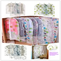 Wholesale Clothes dust cover EVA dust cover clothing dustproof bag Listing only dust cover excluding hangers
