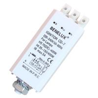 Wholesale 2Pcs Electronic Ignitor Starters for HID HPS Lamps Metal Halide Light HS70DE w HI35 Sodium Lamp Tube v Hz CD