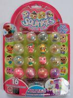 anime mini figure girl - Capsules Toy The little girl toy Mini capsule toy machine Squinkies Pet Elf snow White in