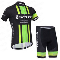 Wholesale hot summer male cycling clothing Short Sleeve Jersey bike Shorts ciclismo maillot Cycling shirt team racing wear short suit