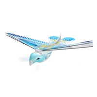 Wholesale G CH Micro Flapping Wing Indoor Fly Birds RC Airplane RTF