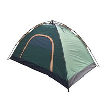 Wholesale Outdoor Tent One Room Four Door Auto tent Camping Person