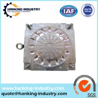 aluminium alloy die casting - shenzhen die casting mould factory aluminium die casting auto parts mould OEM car parts mould making