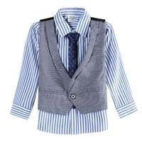 Wholesale New Charcoal shirts for kids Hot Sell and Fashion cotton