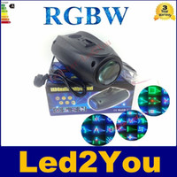 amazing entertainment - Amazing Auto Sound Active LEDs RGBW Light Disco light Club Party Show Hundreds of Patterns Dj Bar Wedding Stage Party Lights