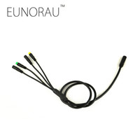 Wholesale bafang mid drive motor EB BUS waterproof cable T4