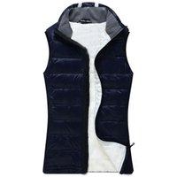 Wholesale Women Vest Coat Winter Goose Down Coat Warm Women Clothes Thick Accept degrees Celsius