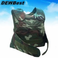 Wholesale DEWBest hot selling Cheap bulletproof vest protective clothing self defense supplies safety work clothes Level IIA factory good price