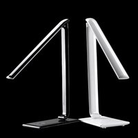 abs works - New hot W TZ K LED eye protection led desk lamp adjustable work study light dimmer desk lamp book reading led folding lamp
