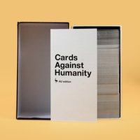 Wholesale Cards Against Of Humanity US CA UK AU Edition Cards Humanity Party Cards Game In Stock