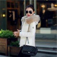Wholesale Women s Winter Jacket Down Cotton padded Jacket Female Female Fashion Qiu Dong Hooded big Yards Short Cotton Jackets
