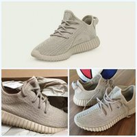 sporting goods - Kanye West Yezzy boost sports shoes Light Runing Sneakers men women fashion Basketball Shoes pink good quality all size