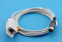 Wholesale Datascope pin SpO2 Sensor Adult Finger Clip Patient Monitor Pulse Oximetry Probe