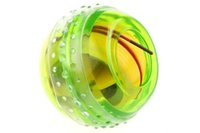 Wholesale LED Wrist Exercise Power Ball with String Essential Spinner Gyroscopic Wrist and Forearm Exerciser Force Strength