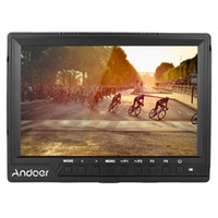 Wholesale Andoer Professional Ultra thin on Camera Video Monitor Full HD x1200 IPS Screen Field Monitor with Sunshade HDMI Input D3990