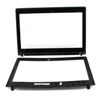 Wholesale New LCD Bezel For Lenovo Ideapad Y400 Y410P Y410 Series laptop Notebook replacement Accessories C