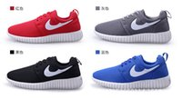 Wholesale Cheap Brand Roshe Run Running Shoes Men Classical Lightweight London Olympic Athletic Outdoor Sneakers Eur Size