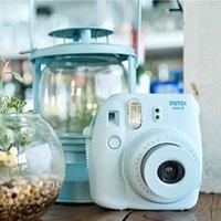 Wholesale 2016 Rushed Fujifilm Field Auto New Fuji Mini8 Suite A Polaroid Camera Self Timer Lomo Film Imaging