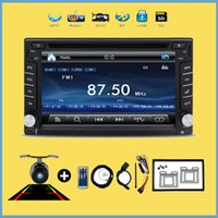 auto audio video - Double DIN In Dash car DVD Player Windows HD Touch ScreenCar Stereo Bluetooth Auto GPS Radio Music Video Audio Head Unit For VW