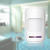 battery operated security system - Kerui Wireless PIR Motion Sensor Detector for Home Security Alarm System MHz Battery Operated KR P819