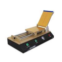 auto laminator - LY Build in pump Semi Auto Vacuum OCA film laminator for below inch screens