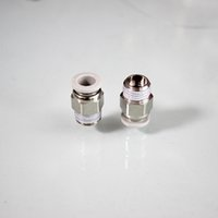 Wholesale Fast Connector PC8 New Standard mm tube quick connectors thread Pneumatic fittings