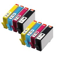 Wholesale 8x hp564 XL Ink Cartridge For HP Photosmart e All in One Printer