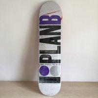 Wholesale PLAN B skateboarding deck made by Canadian Maple size quot PLAN B Pattern Skate Deck Patins Street