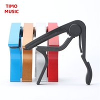 Wholesale Acoustic classical Guitar Capo Electric guitarra capotraste musical instrument guitar capo guitar Accessories