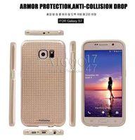 apple bump - For iphone Motomo Bump Spot Case s plus Samsung S7 S6 edge plus A710 Grand Prime G530 Motomo Hybrid TPU PC Back Cover for iphone6 OPP Bag