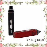 Wholesale New Titan Vaporizer starter kit Hebe Dry herb mAh With LCD Display titan Battery VS titan electronic cigarettes with Retail Package