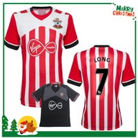Wholesale NEW Southampton home sports jersey Southampton football DAVIS LONG shirts