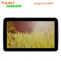 armed android os - Justgreen JG106W inch PAD Android A33 ARM Cortex A7 Quad Core GB RAM GB ROM MP Camera OTG