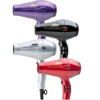 Wholesale Professional Parlux Hair Dryer Secador W Strong Wind Safe Home Hair Dryer Ceramic Ionic Hair Blower Salon Tool V V DHL