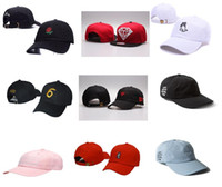 Red balls blue - Dake Baseball Caps SnapBack Hats Mesh Cap God Pray Snap Hats Travis Scott Cap Palace October The Hundreds Snapback CAPS