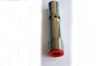 Wholesale High Pressure Nozzle Sandblaster Nozzle Spray Gun Tip Replacement for Sandblast Machine Free Ship Double Air Inlet Type